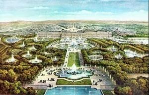 Istana Versailles, Perancis