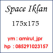 space iklan amirul group