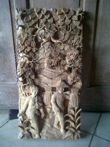 relief ukir jepara
